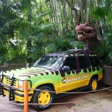 Die Dinos sind da